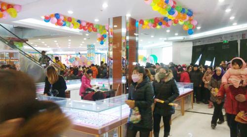 菏泽巨野龙固客都购物广场